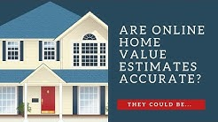 Are Zillow Home Value Estimates Accurate? What About Redfin's Home Estimate Tool? Find Out Now!