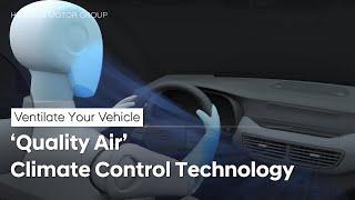 Hyundai Touts Clean HVAC Tech