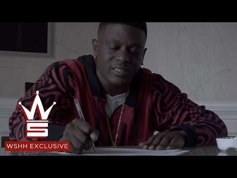 Boosie Badazz Letter 2 Pac (WSHH Exclusive - Official Music