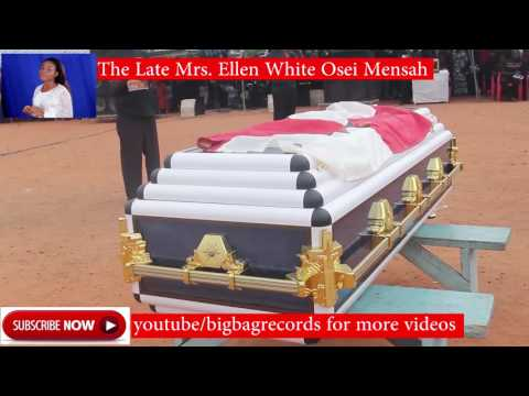 Final Funeral rites and Burial of The late Ellen White