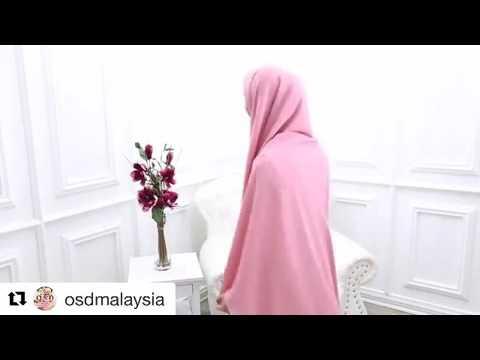 10 Cara Memakai Hijab Modis Syar I Dan Cadar Untuk Muslimah Segala Umur Merdeka Com