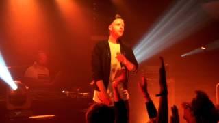 Olson - Niemand größer Wir *** live in Hamburg 02.11.2014