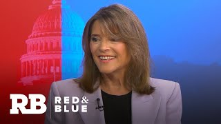 Marianne Williamson: We must restore America's moral leadership