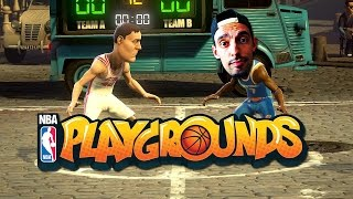 nba playgrounds multiplayer gameplay