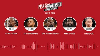 SPEAK FOR YOURSELF Audio Podcast (5.9.19) with Marcellus Wiley, Jason Whitlock   SPEAK FOR YOURSELF