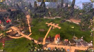 видео The Settlers 7: Paths to a Kingdom
