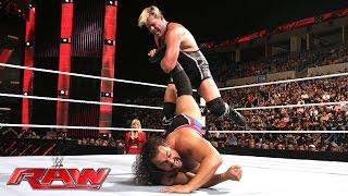 Jack Swagger vs. Rusev: Raw, June 6, 2016