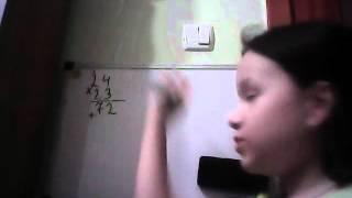 Как умножать двухзначное число на двухзначное