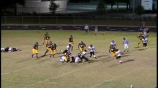 Zach miner#10 QB of boynton beach high school