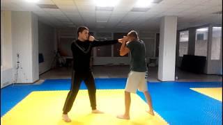 Бокс Харьков: Урок №10 Как бить хук в сочетании с другими ударами