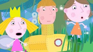Ben and Hollys Little Kingdom | Lucy Goes Under The Sea With Ben And Holly  | HD Cartoons for Kids