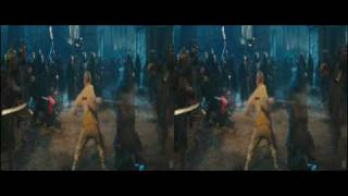 The Last Airbender Movie Trailer in Side by Side 3D