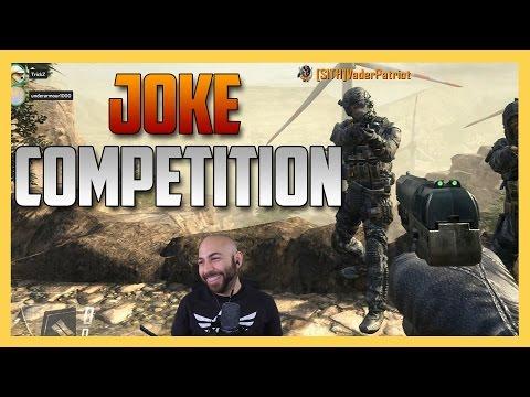 Joke Competition in BO2 - (An LOL IDOL episode)