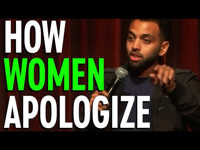 HOW WOMEN APOLOGIZE | Akaash Singh | Stand Up Comedy