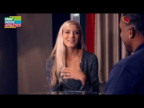 Inside Athletics 2018 : Emma Coburn - YouTube