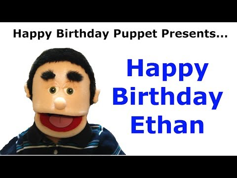 Funny Happy Birthday Ethan - Birthday Song