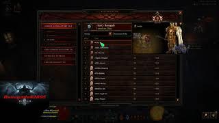 Diablo 3, 2.6.7, Season 19 nach 48 Stunden, Fazit, Bestenlisten.