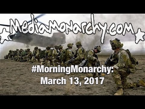 Temporary Safety & Ancient Discoveries on #MorningMonarchy: #March13