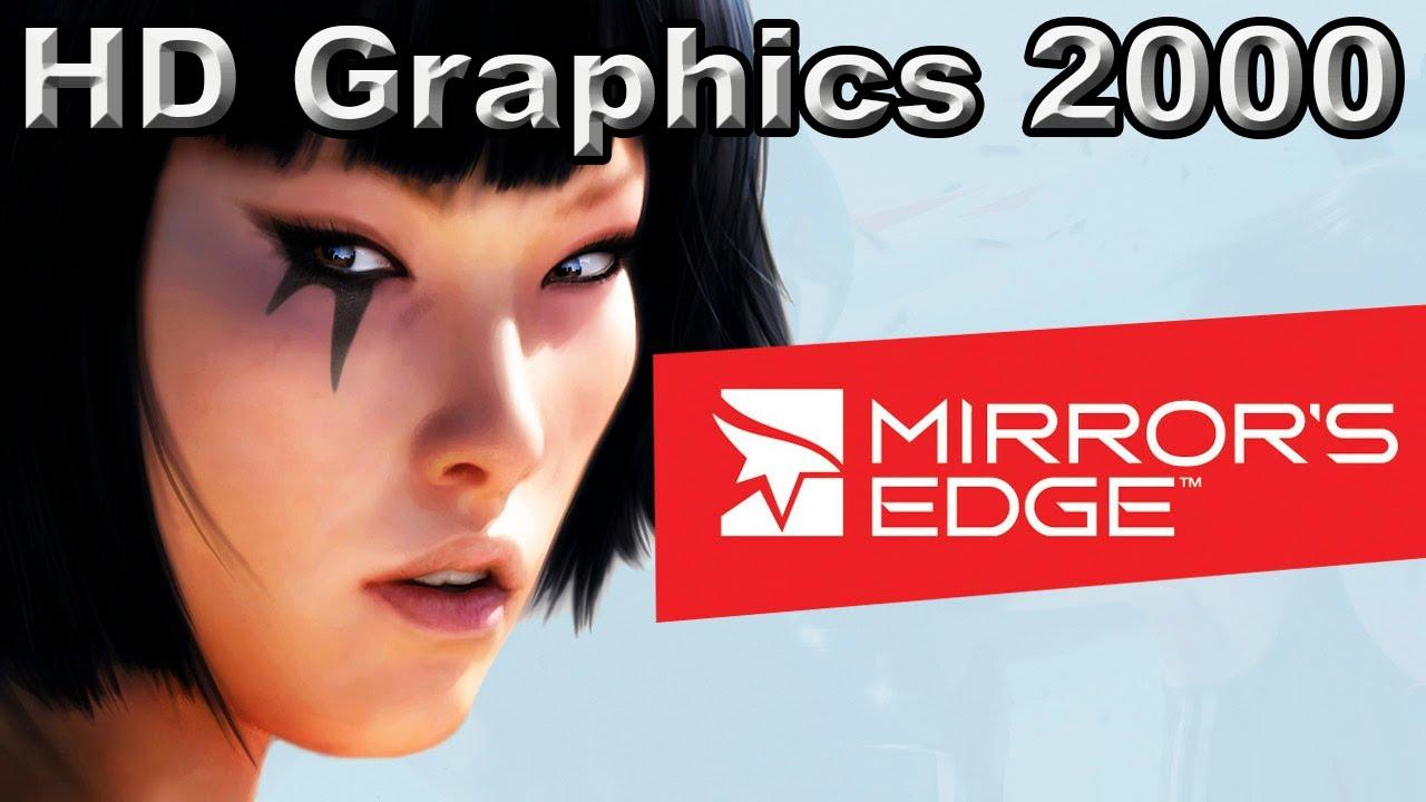 Mirror's Edge en Intel HD Graphics 2000 - YouTube