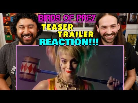 birds-of-prey-|-teaser-trailer---reaction!!!