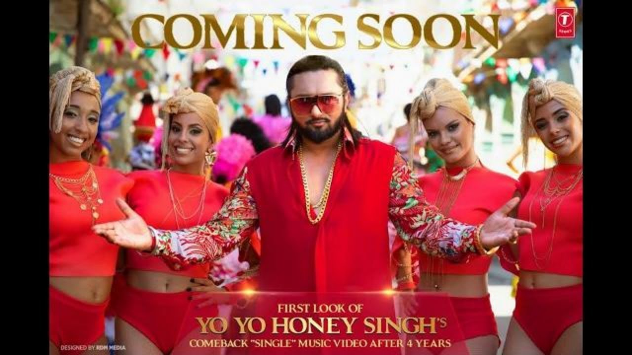 Yo Yo Honey Singh Comeback Music Video 'First Look' 🔥🔥 | Hindi News -  FUNTV