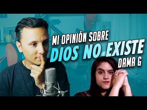 DIOS NO EXISTE (DAMA G) | SACERDOTE REACCIONA