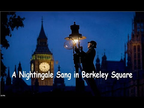 A Nightingale Sang in Berkeley Square - John Wilson Orchestra.
