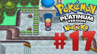 Pokemon Platinum Nuzlocke #17 - The Key to Success!