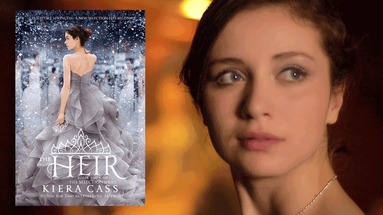 Download THE HEIR by Kiera Cass | Official Book Trailer | The Selection Series