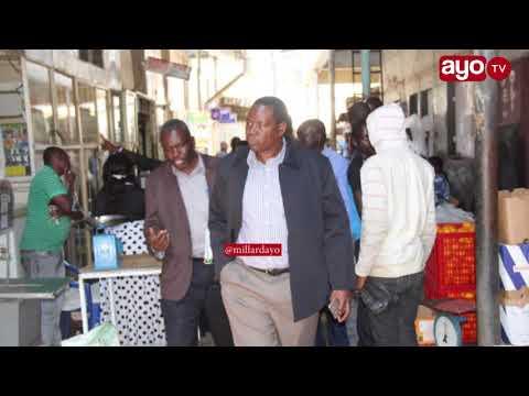 Agizo La JPM Lamfanya Mkurugenzi Arusha Kuingia Sokoni Kukusanya Kodi
