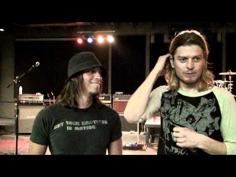 Puddle of Mudd Rehearse Gimme Shelter