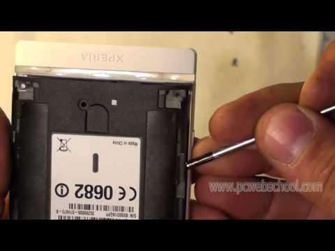 Cambiar Bateria Sony Xperia S