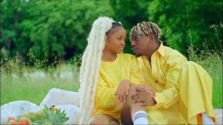 rayvanny ft zuchu  number one official video