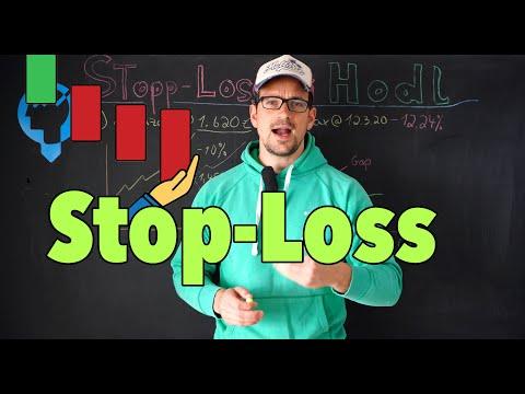 Mit Stop-Loss dein Depot jetzt ABSICHERN? Stop-Loss-Order erklärt