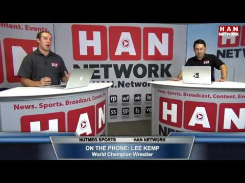 Nutmeg Sports: HAN Connecticut Sports Talk 8.22.16