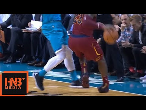 LeBron James Injury / Cavaliers vs Hornets / Nov 15