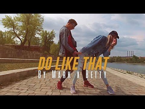 "Korede Bello ""DO LIKE THAT"" Dance Video by Mark Szakacs x Bettina Nagy"