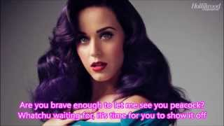 Repeat youtube video Katy Perry - Peacock (Lyrics)
