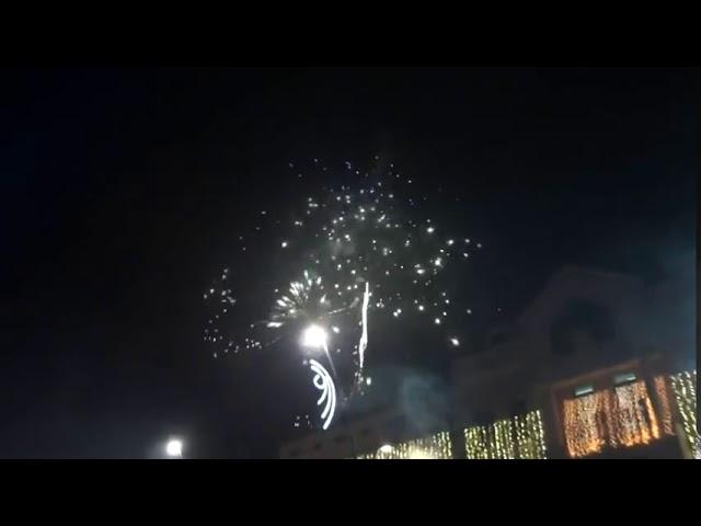 Novogodišnji vatromet u Tuzli