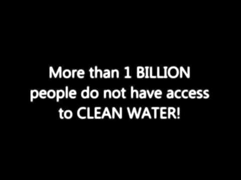 Save Water! Save Electricity!!