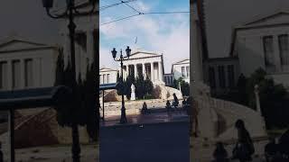 Паттисион стрит. АФИНЫ. Проездом. Кусочек путешествия / Видео
