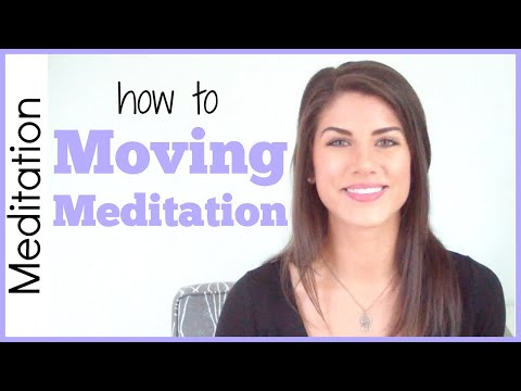 How to Meditate (Moving Meditation) | Sarah Beth Yoga