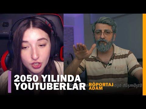 Pqueen – 2050 Yılında Youtuberlar İzliyor (Röportaj Adam)