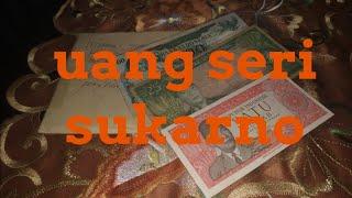 UNBOXING PAKET BERISI UANG KUNO SUKARNO