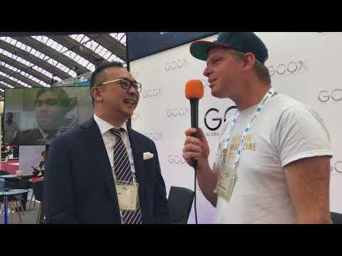 Interview Sir Dr Jeffrey Lin, ceo of celebrity tokenplatform GCOX