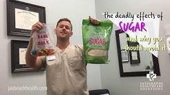 Jacksonville Beach FL Chiropractor - Why Sugar is Bad