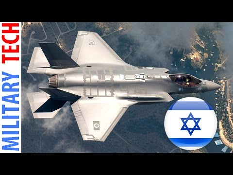 Israeli Air Force F-35 ADIR in Action