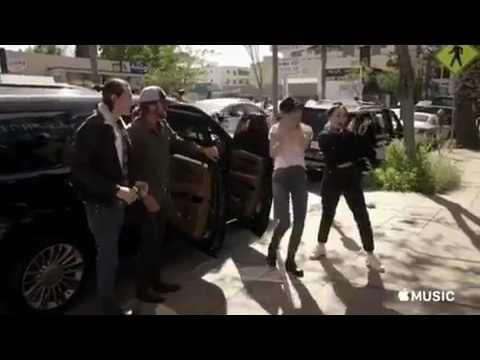 Carpool Karaoke - Cyrus family