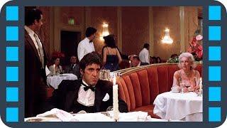 Я всегда говорю правду. Даже когда вру —  «Лицо со шрамом» (1983) сцена 7/10 HD