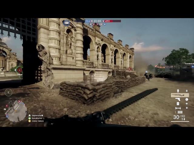 Sofrencia De Um Noob Bf1 Xbox One # 1